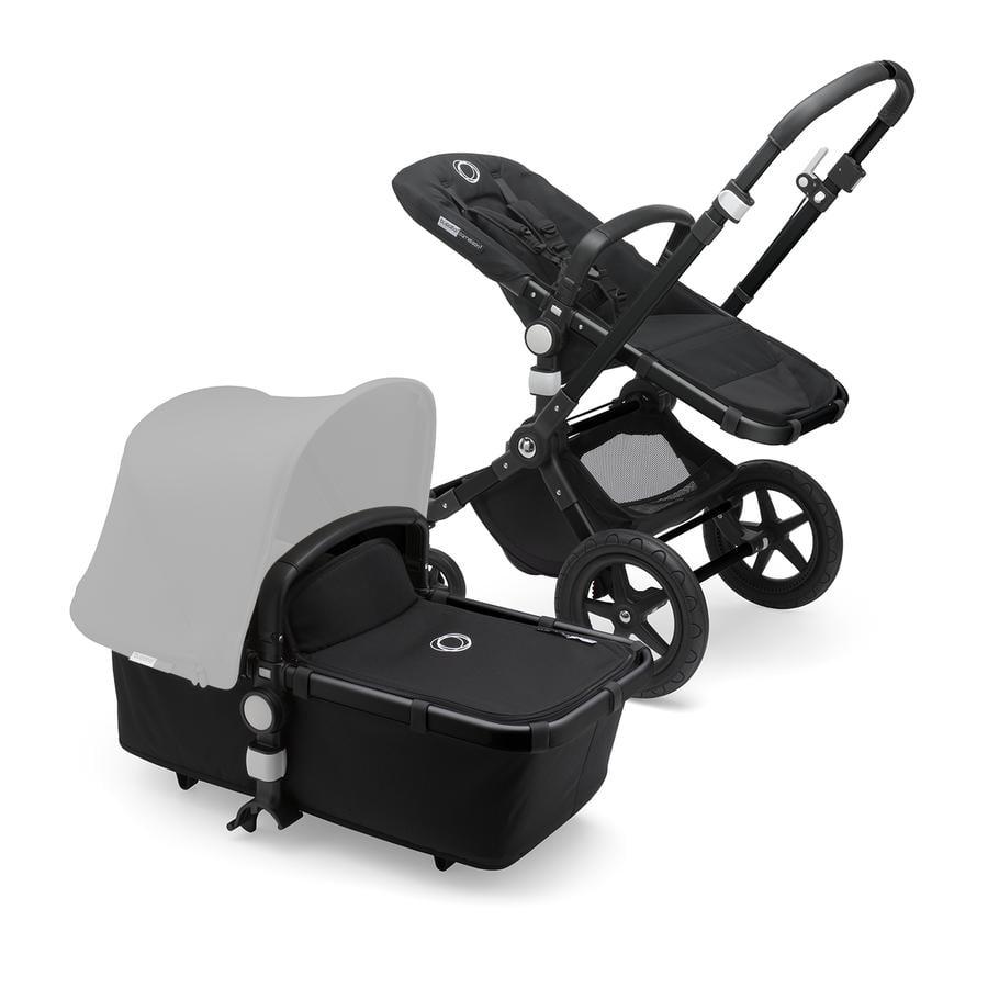 bugaboo Kinderwagen Cameleon 3 Plus Black/Black
