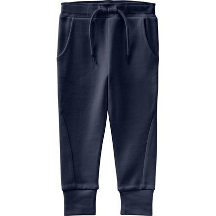 name it Chłopcy Spodnie dresowe Nmmvillads dark sapphire