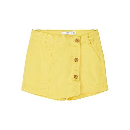 name it Girls Shorts Nmfadelle-espinnengoud
