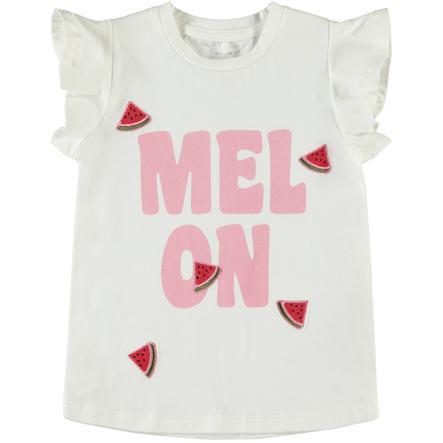 name it Girls T-shirt Nmfdara snow white