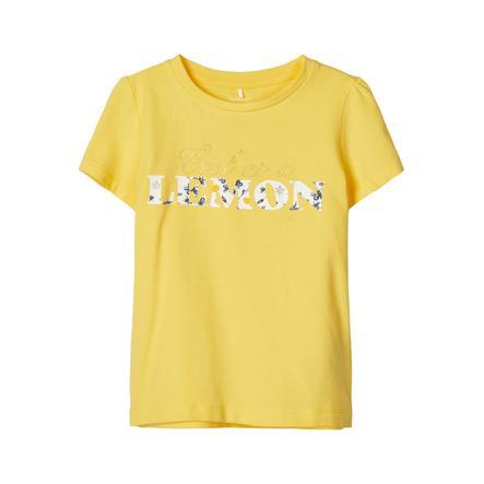 name it Girls T-Shirt Nmfdagne espen goud