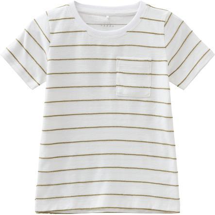 name it Gutter T-skjorte Nmmves nå hvit