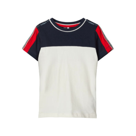 name it Jongens T-Shirt Nmmduke sneeuw white
