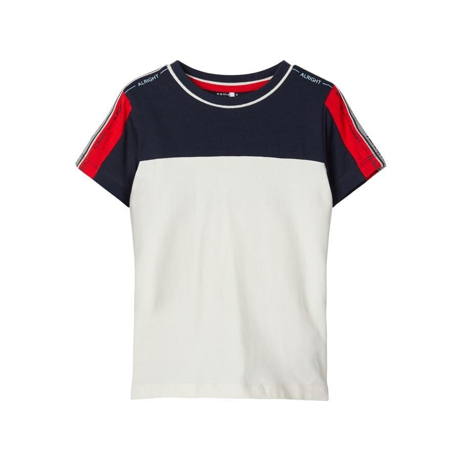 name it Camiseta de niño Nmmduke snow white