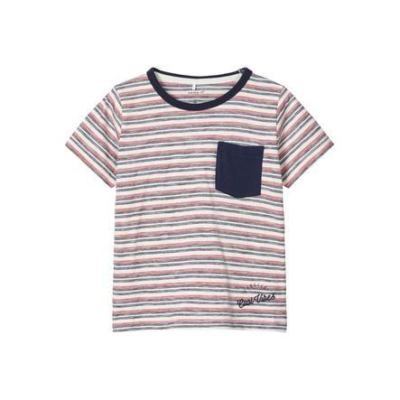 name it Jongens T-Shirt Nmmdillon sneeuw white