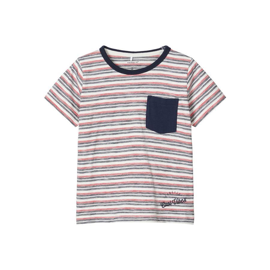 name it Drenge T-shirt Nmmdillon snehvid