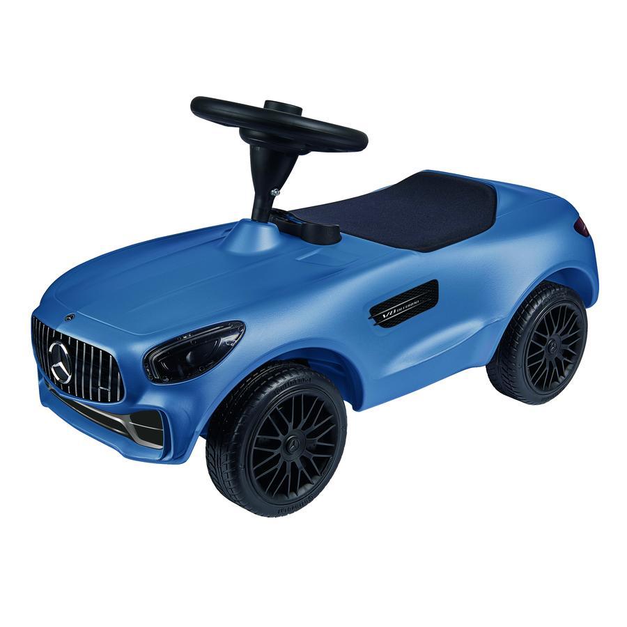 BIG Porteur enfant Bobby AMG GT, bleu