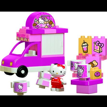 BIG Play BIG Bloxx Hello Kitty - isvogn