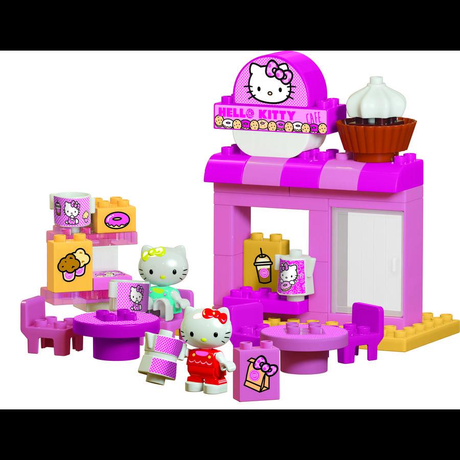 BIG Play BIG Bloxx Hello Kitty - Cafe