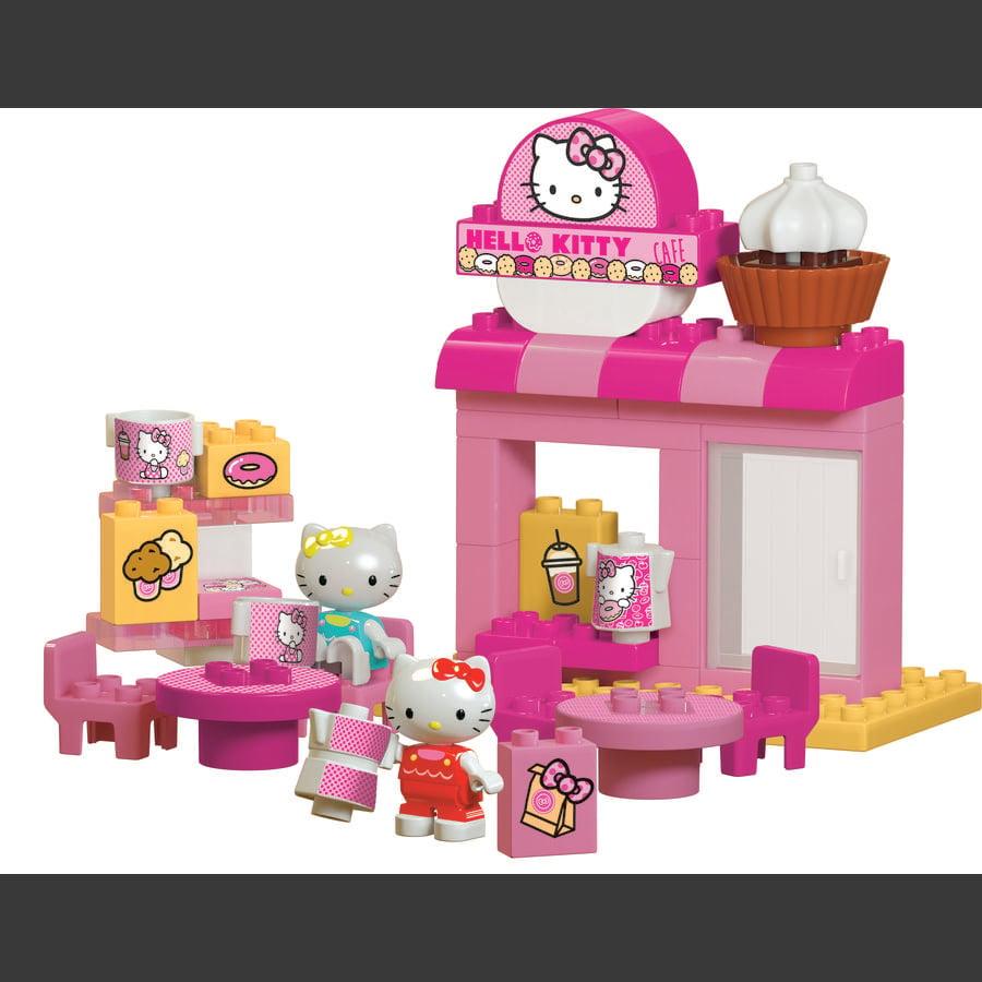 BIG PlayBIG Bloxx Hello Kitty - Cafe
