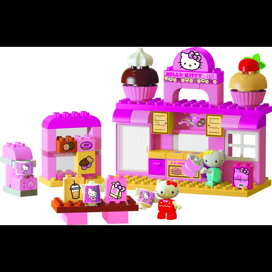 BIG Play BIG Bloxx Hello Kitty - leipomo