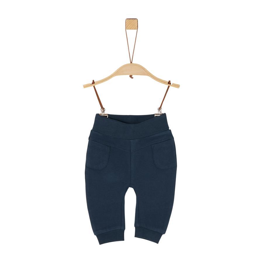 s. Olive r Pantalon de survêtement bleu foncé
