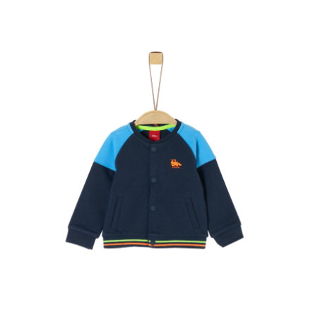 s.Oliver Sweatjacke dark blue