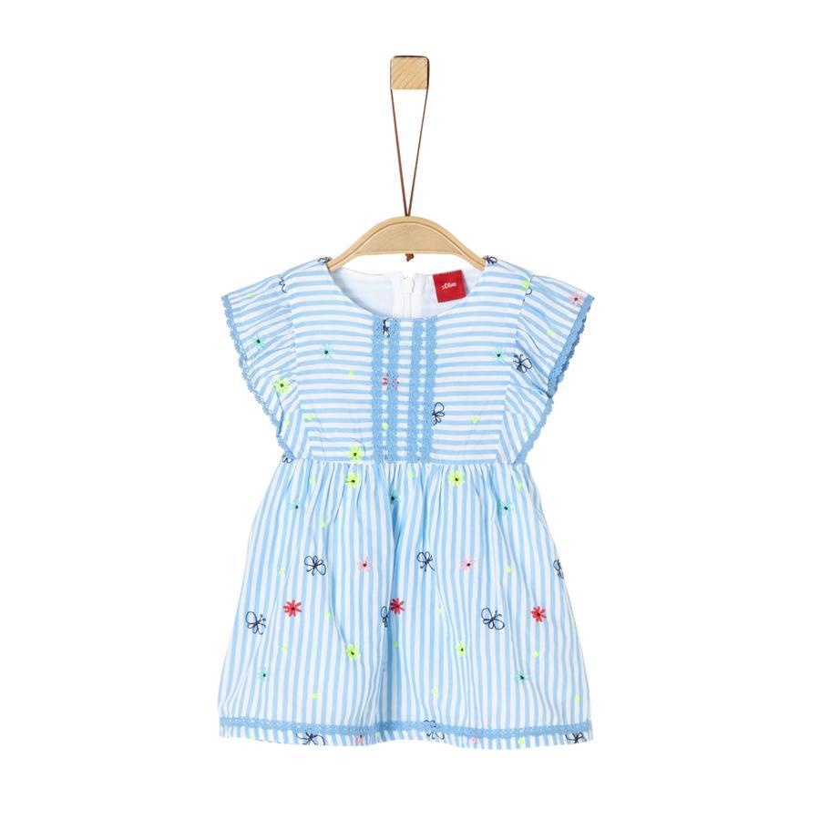 s. Olive r Dress světle modrá