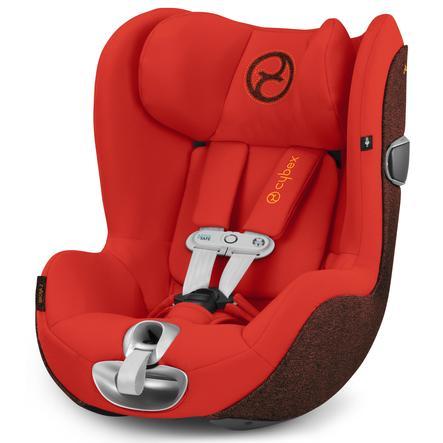 cybex PLATINUM Kindersitz Sirona Z i-Size inklusive Sensorsafe Autumn Gold
