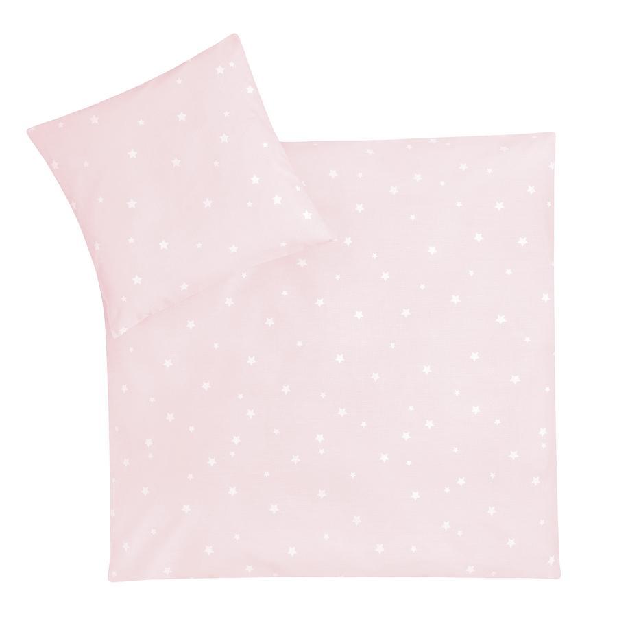 JULIUS ZÖLLNER Tröja sängkläder igelkott / stjärna steg 80 x 80 cm