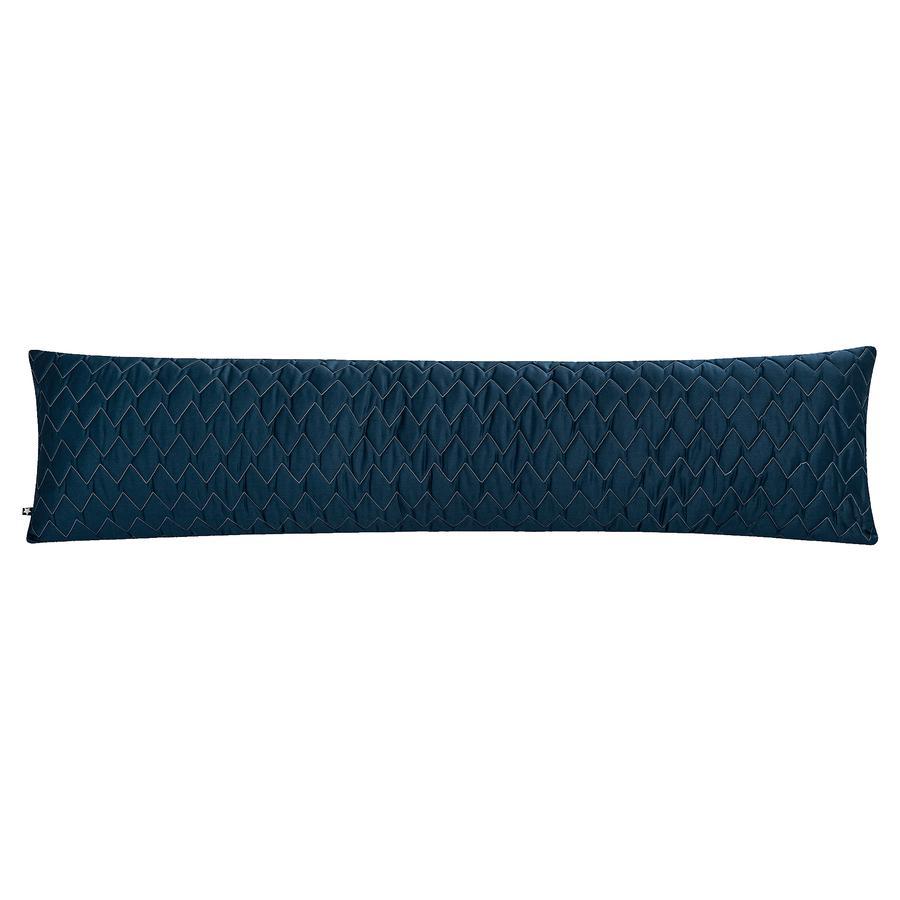 JULIUS ZÖLLNER pute med sovesofa vattert nattblå