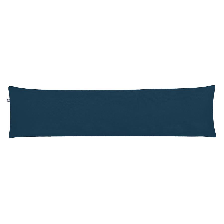 JULIUS ZÖLLNER boční polštář oplatka Night piqué Blue