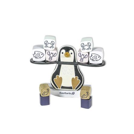 EverEarth hra Penguin Balancing