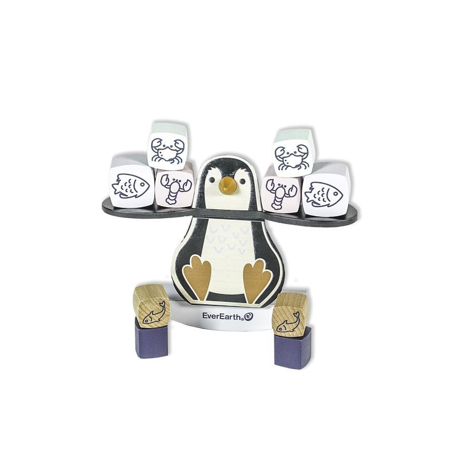 EverEarth® Pinguin-Balancier-Spiel