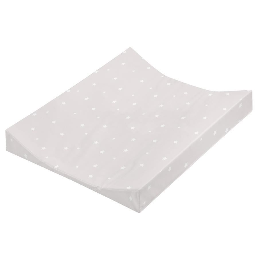 Cambiador JULIUS ZÖLLNER Bandeja de 2 bordes de papel de aluminio beige estrella 50 x 65 cm.