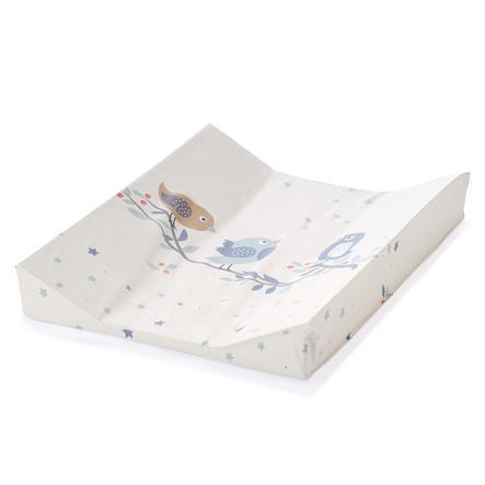 JULIUS ZÖLLNER Wickelauflage 2-Keil Mulde Folie Bluebird 50 x 65 cm