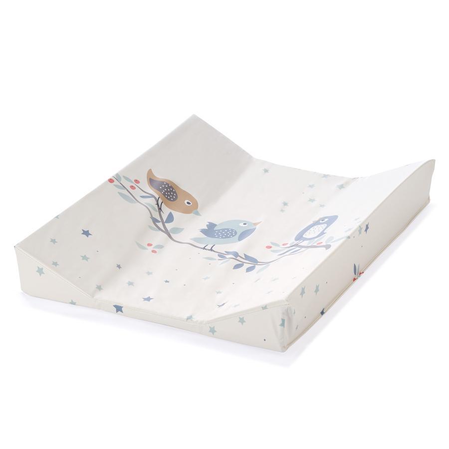 JULIUS ZÖLLNER Mata do przewijania 2-klinowa Bluebird 50 x 65 cm