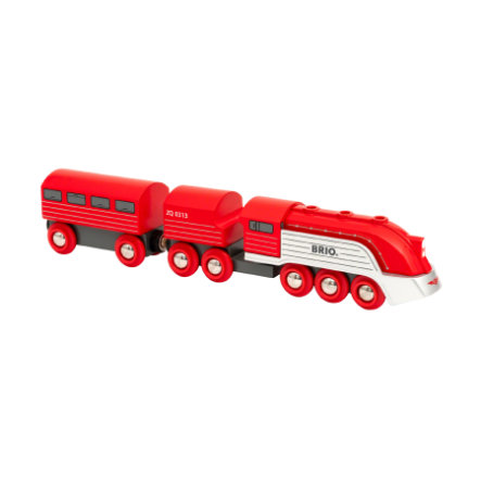 BRIO® WORLD Treno aerodinamico 33557