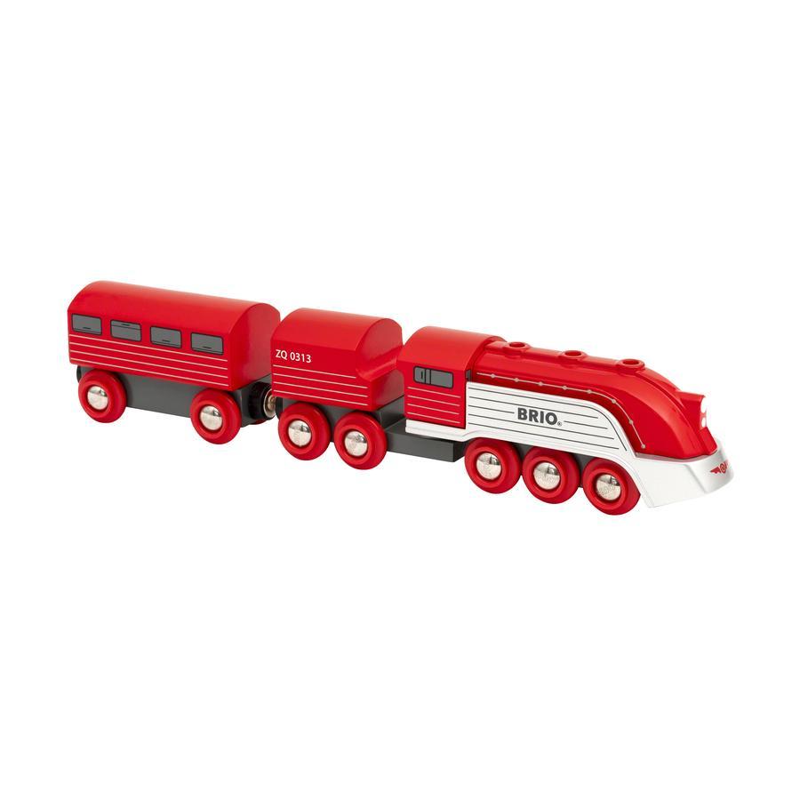 BRIO® WORLD Figurine TGV à vapeur 33557