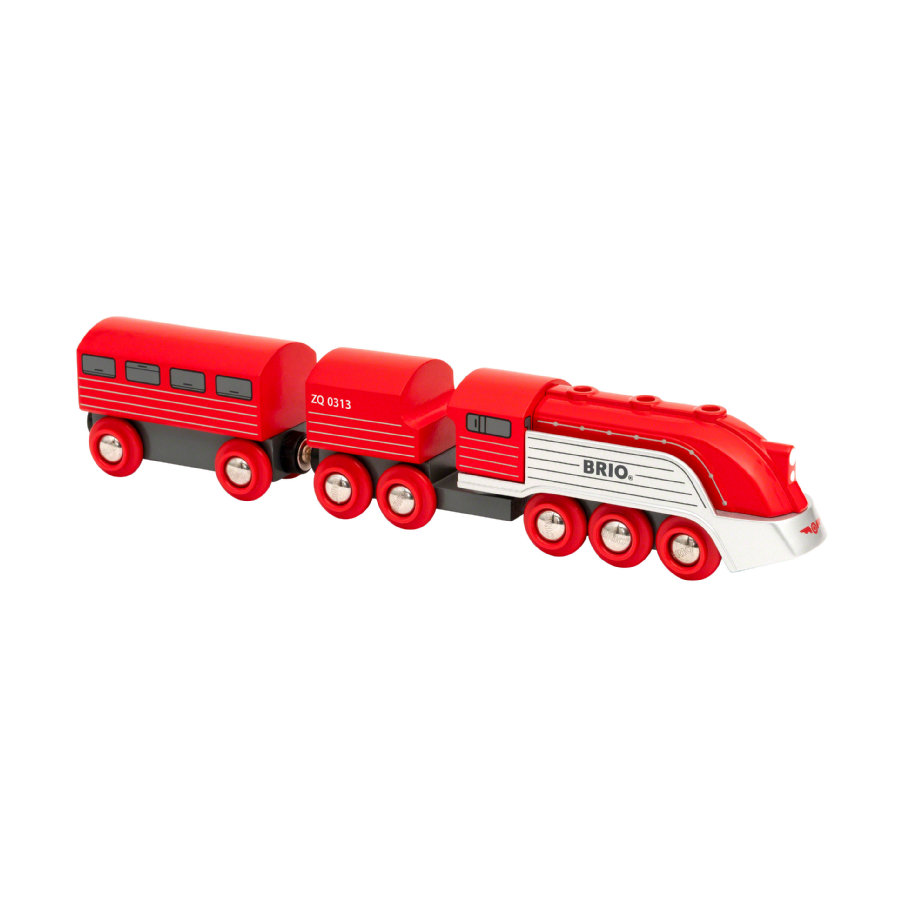 BRIO® WORLD Highspeed-Dampfzug 33557