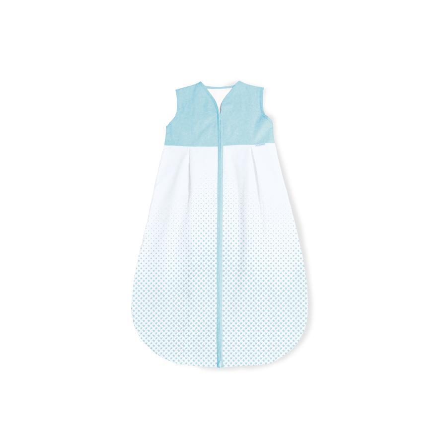 Pinolino sommer sovepose Running Stars lys blå 90 - 130 cm