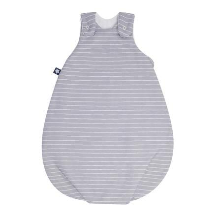 JULIUS ZÖLLNER Gigoteuse bébé Koon coton Grey Stripes