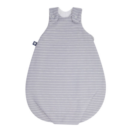JULIUS ZÖLLNER Jersey Schlafsack Koon Grey Stripes