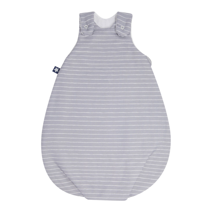Sacco a pelo JULIUS ZÖLLNER Jersey Koon Grey Stripes