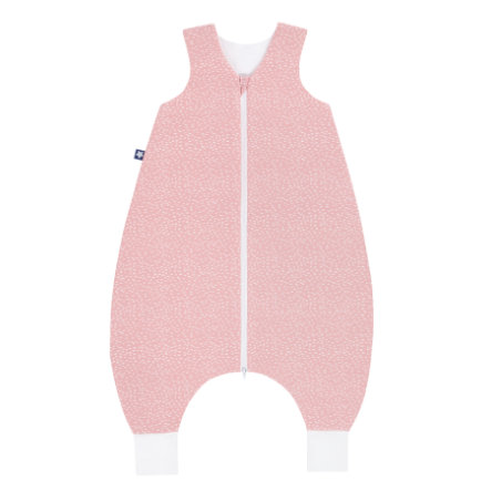 JULIUS ZÖLLNER Surpyjama bébé été Jersey Tiny Squares Blush rose
