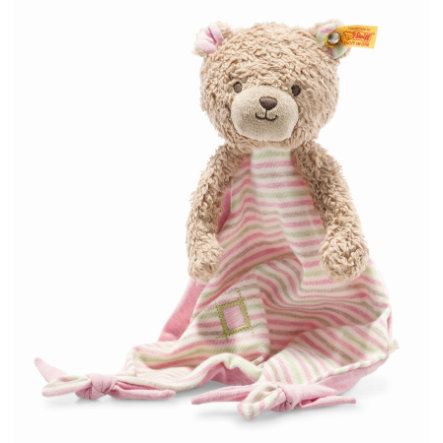 Steiff Schmusetuch Teddybär Rosy GOAT 28 cm
