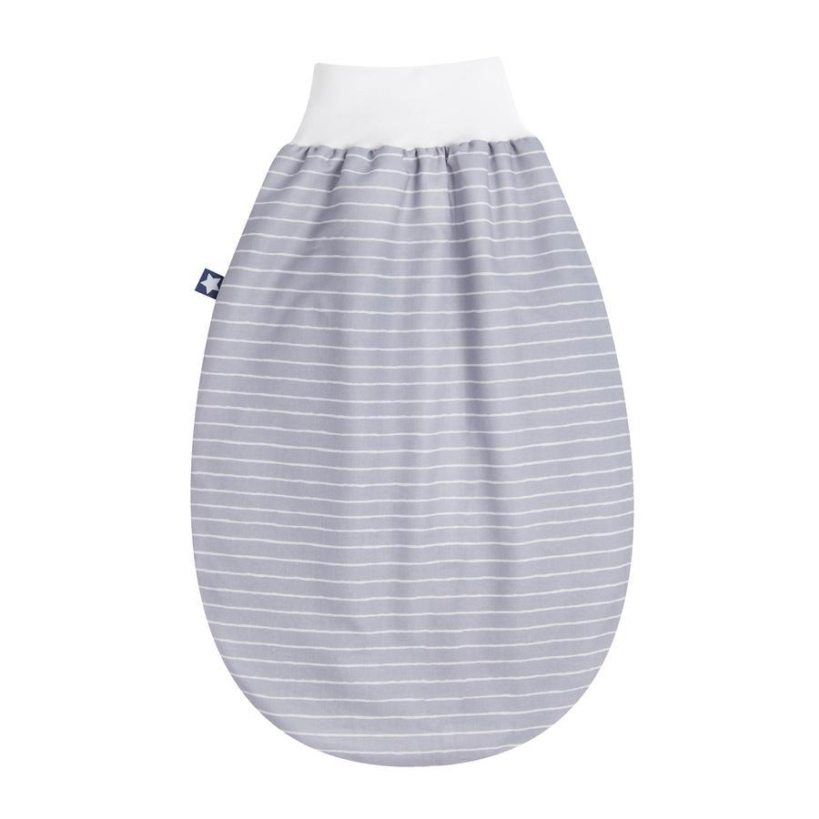 JULIUS ZÖLLNER břišní taška Jersey Grey Stripes