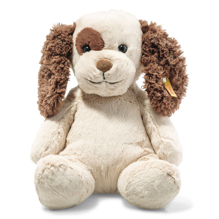 Steiff Cachorro blando Cuddle Friends Peppi 38 cm