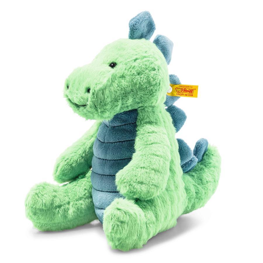 Steiff Burla suave de Cuddle Friends Stegosaurus 28 cm