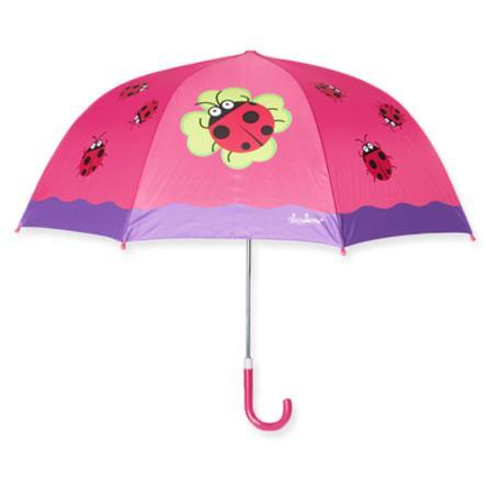 Playshoes Parapluie Coccinelle