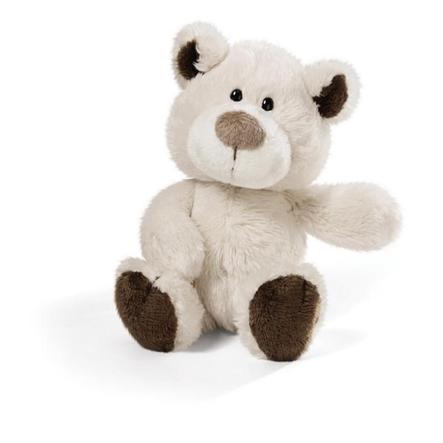 NICI Klasický medvídek - Medvídek krémovo/hnědý - Schlenker 15 cm