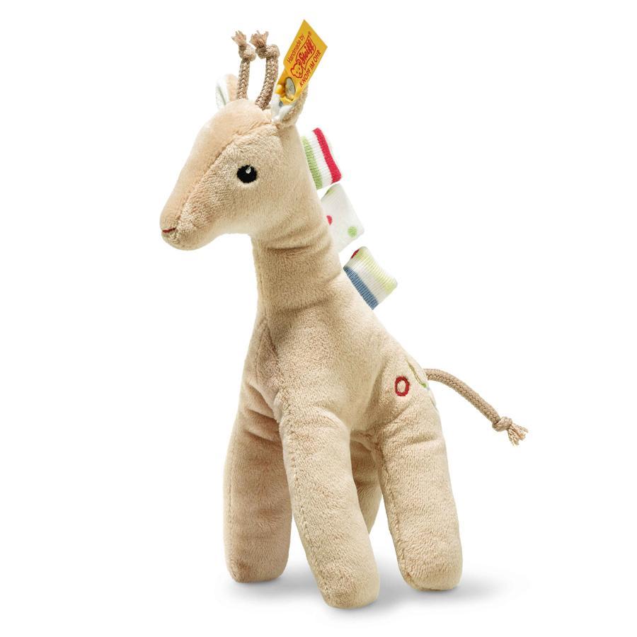 Steiff Giraffe mit Quitsche Tulu 20 cm