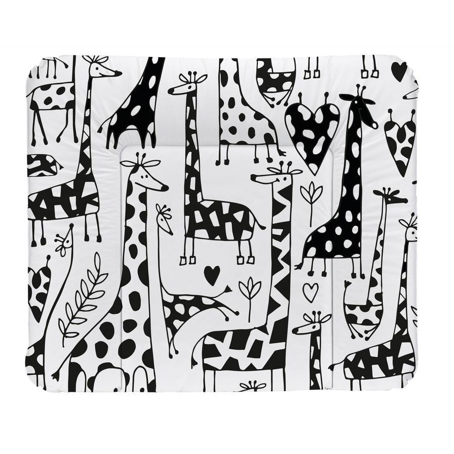 Rotho Babydesign Matelas à langer Happy Family blanc 72x85 cm