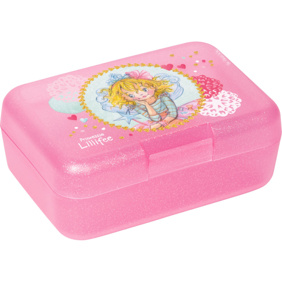 COPPENRATH Lunchbox - Princess Lillifee