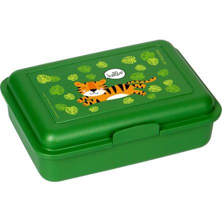 COPPENRATH Kleine Butterbrotdose Tiger - Kleine Freunde