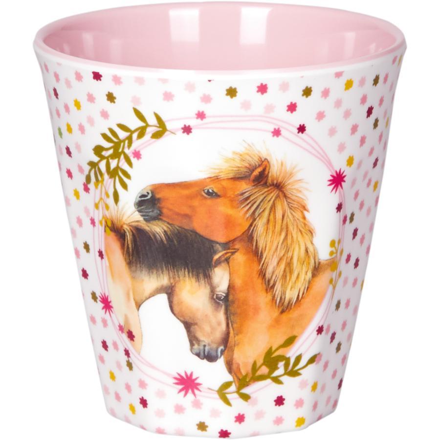 COPPENRATH Melamin cup - Hesteelskere