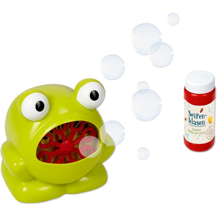 COPPENRATH Machine à bulles de savon enfant grenouille - Garden Kids