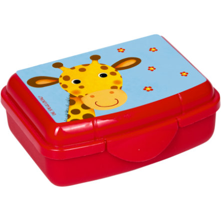 COPPENRATH Mini-Snackbox - Giraffe Freche Rasselbande
