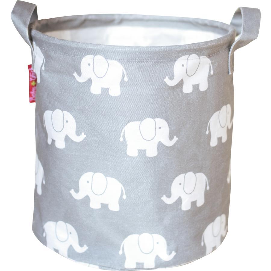 COPPENRATH Boîte de rangement grise - BabyGlück