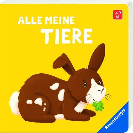 Ravensburger Mein erstes Bilderbuch Alle meine Tiere